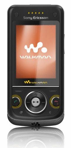 Sony Ericsson W760i intense black