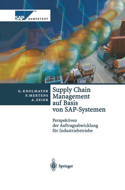 Supply Chain Management auf der Basis von SAP-S...