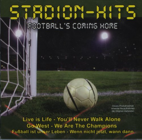 Various - Stadion Hits - Football´s Coming Home