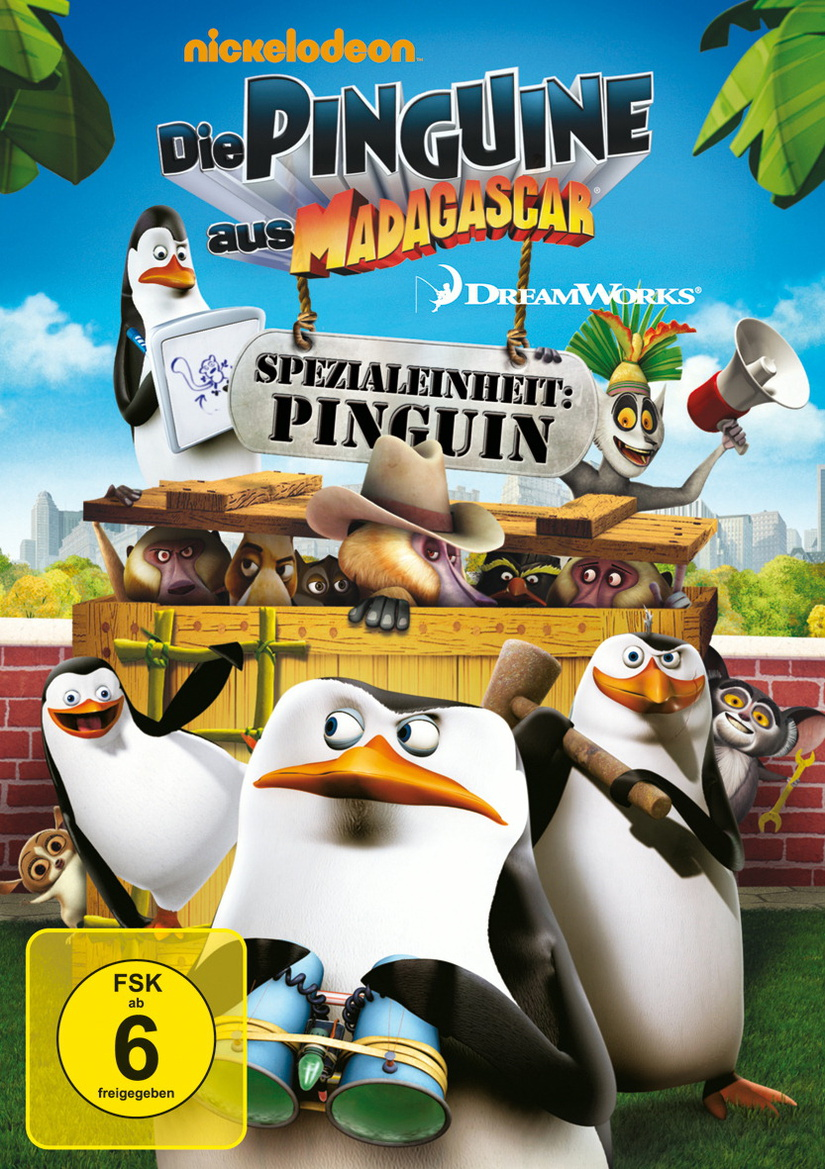 Die Pinguine aus Madagascar - Operation Pinguin...