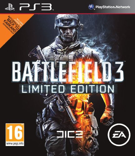 Battlefield 3 [Limited Edition, Internationale ...