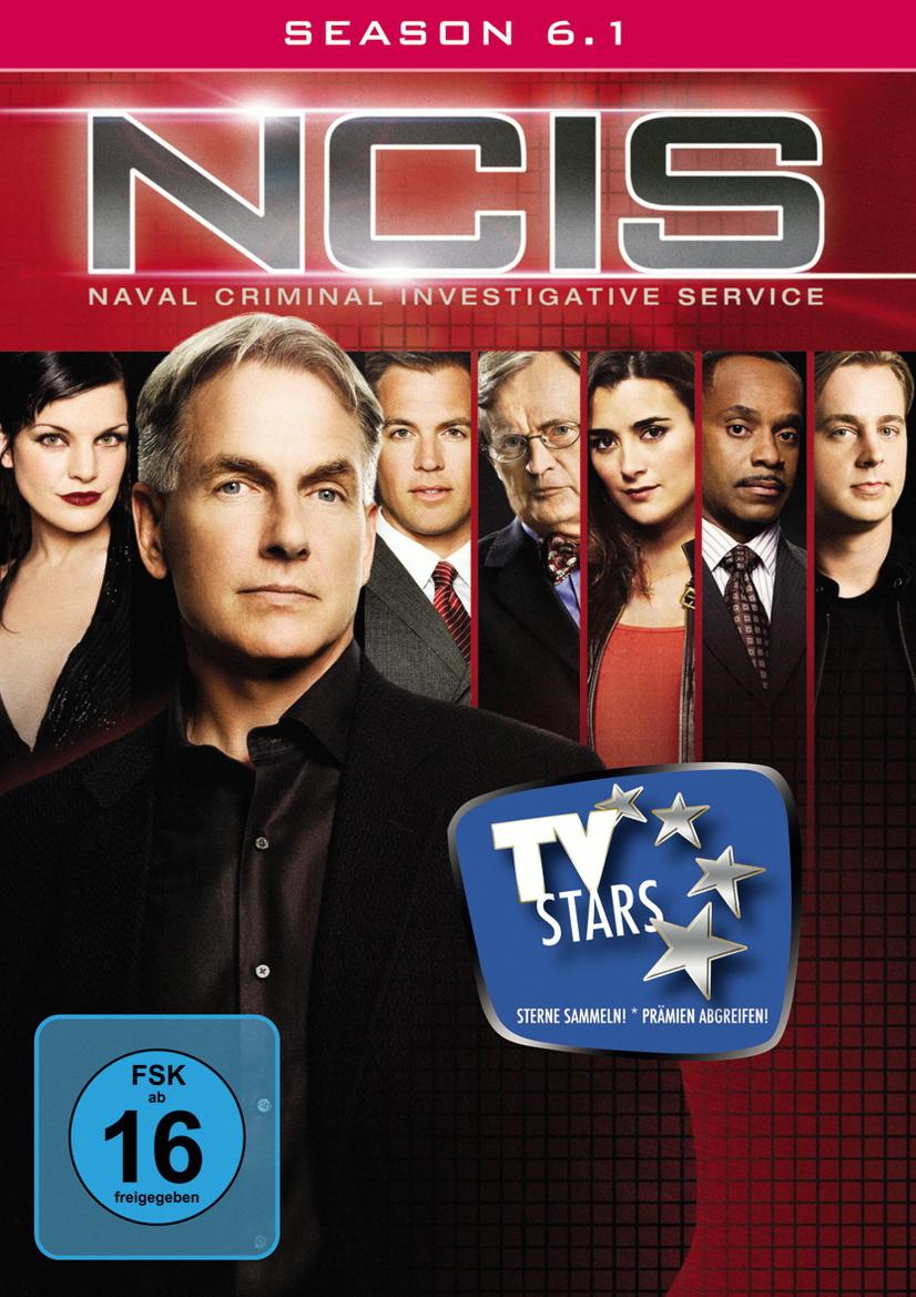 NCIS - Naval Criminal Investigative Service - Season 6.1 [3 DVDs]