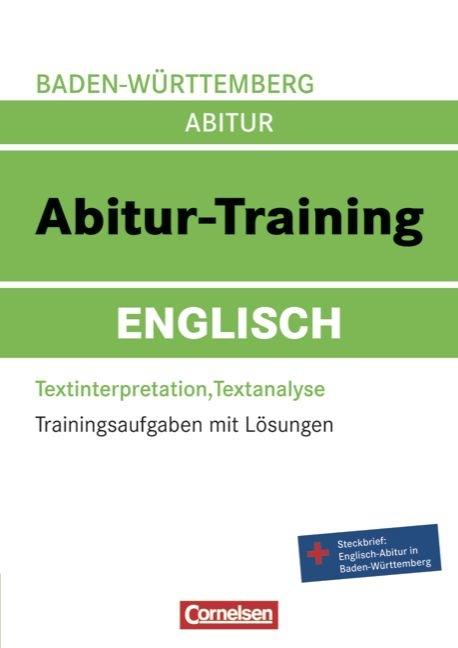 Abitur-Training Englisch - Baden-Württemberg: A...