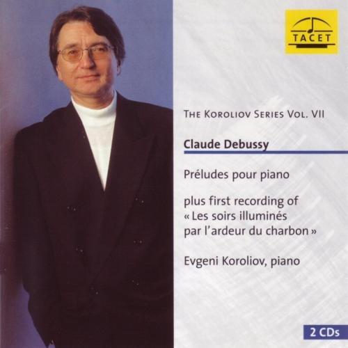 Books 1 & 2 Debussy:Preludes - Debussy:Preludes...
