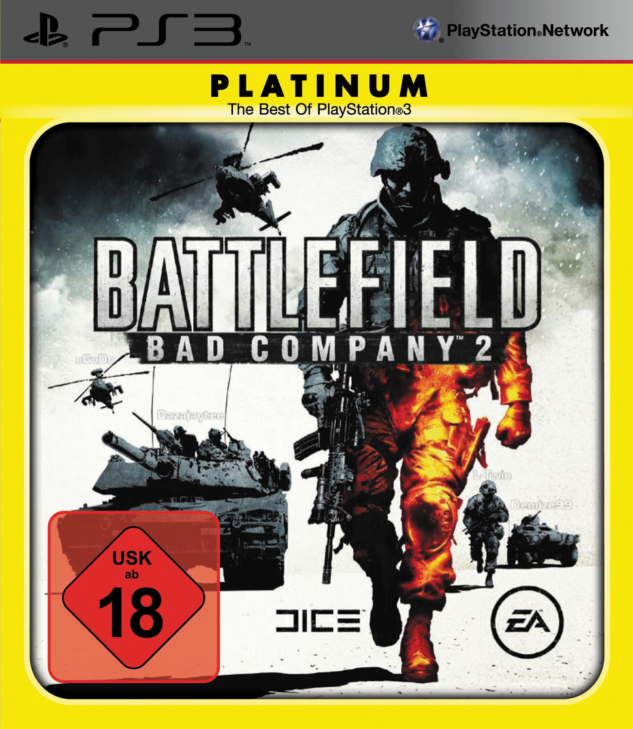 Battlefield: Bad Company 2 [Platinum]