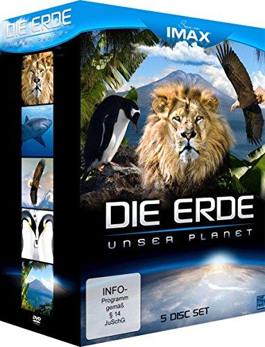 Seen On IMAX: Erde - Unser Planet [5 DVDs]