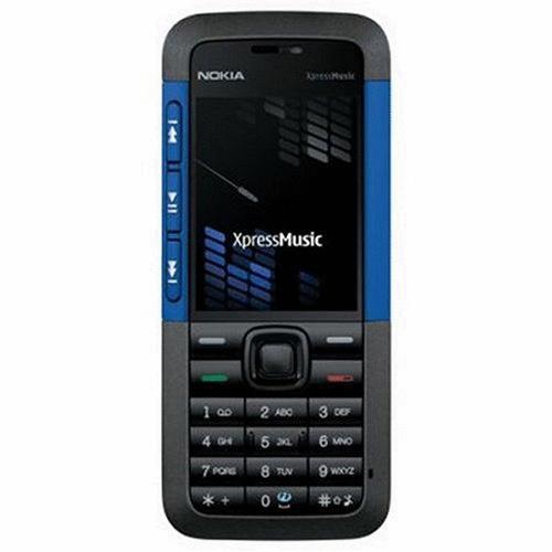 Nokia 5310 XpressMusic blue
