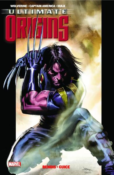 Wolverine Ultimate Origins - Brian Michael Bendis