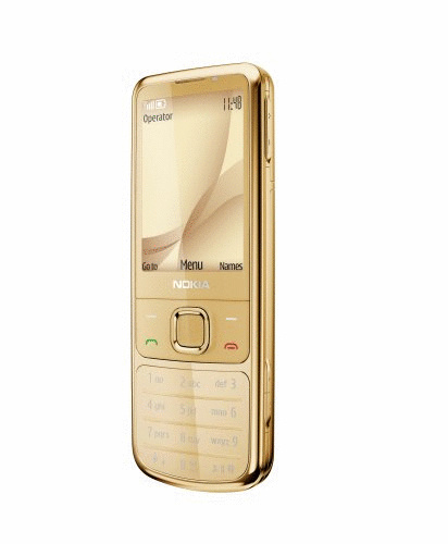 Nokia 6700 classic gold [Limited Edition]
