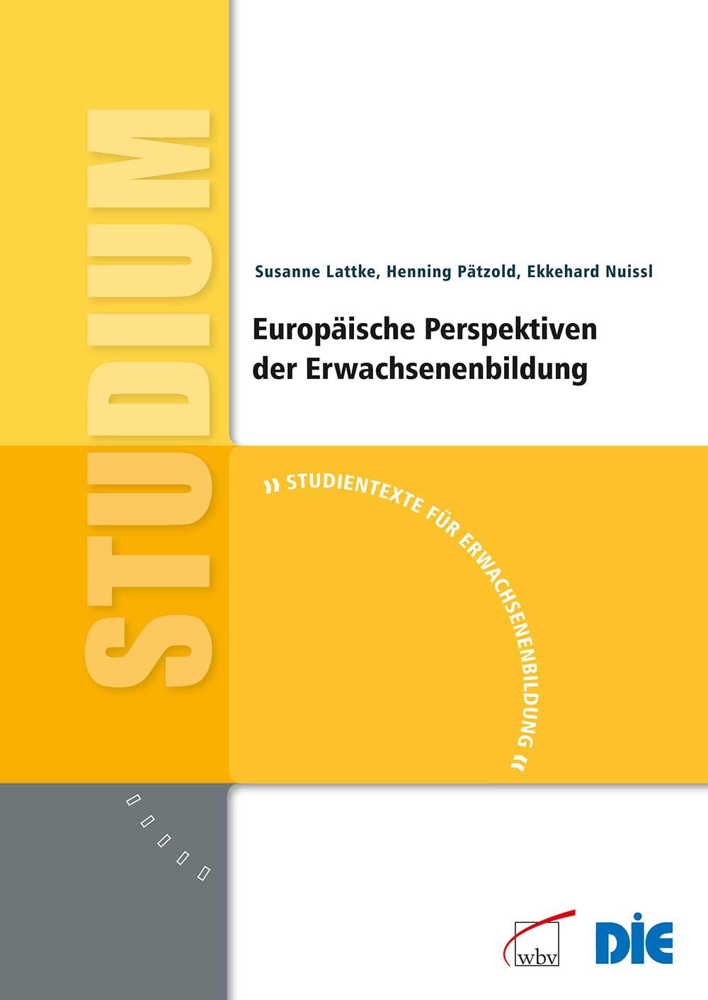 Europäische Perspektiven der Erwachsenenbildung - Ekkehard Nuissl