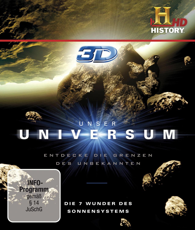 History: Unser Universum - Die 7 Wunder des Sonnensystems