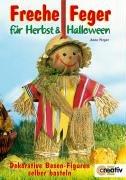 Freche Feger für Herbst & Halloween. Dekorative...