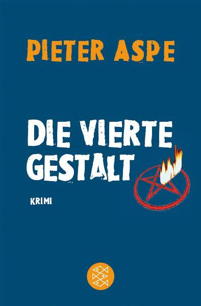 Die vierte Gestalt - Pieter Aspe