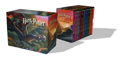 Harry Potter Boxed Set - J. K. Rowling