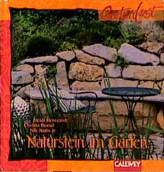 Naturstein im Garten - Heidi Howcroft