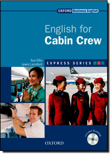 English for Cabin Crew: Student Book Pack: A Sh...