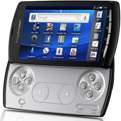 Sony Ericsson Xperia Play schwarz