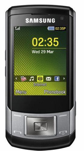 Samsung C5510 schwarz