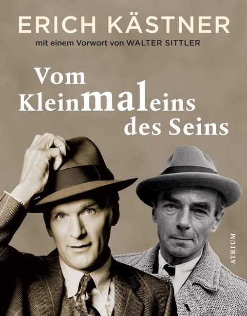 Vom Kleinmaleins des Seins - Erich Kästner