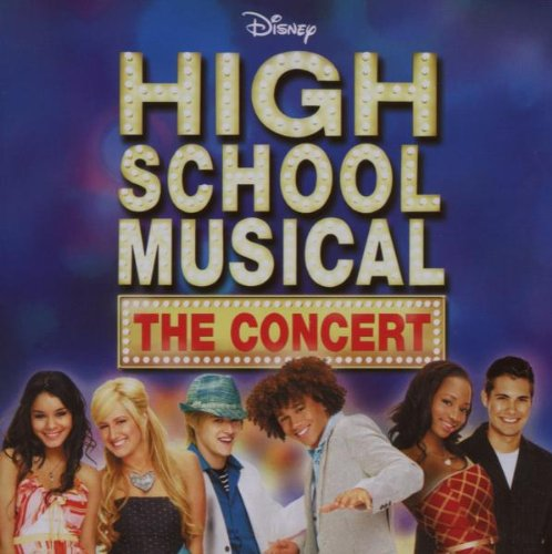 High School Musical-The Concert (Live CD+DVD) [...