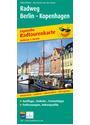 Radwanderkarte Leporello: Radweg Berlin - Kopenhagen: Mit Ausflugszielen, Einkehr- und Freizeittipps - Publicpress
