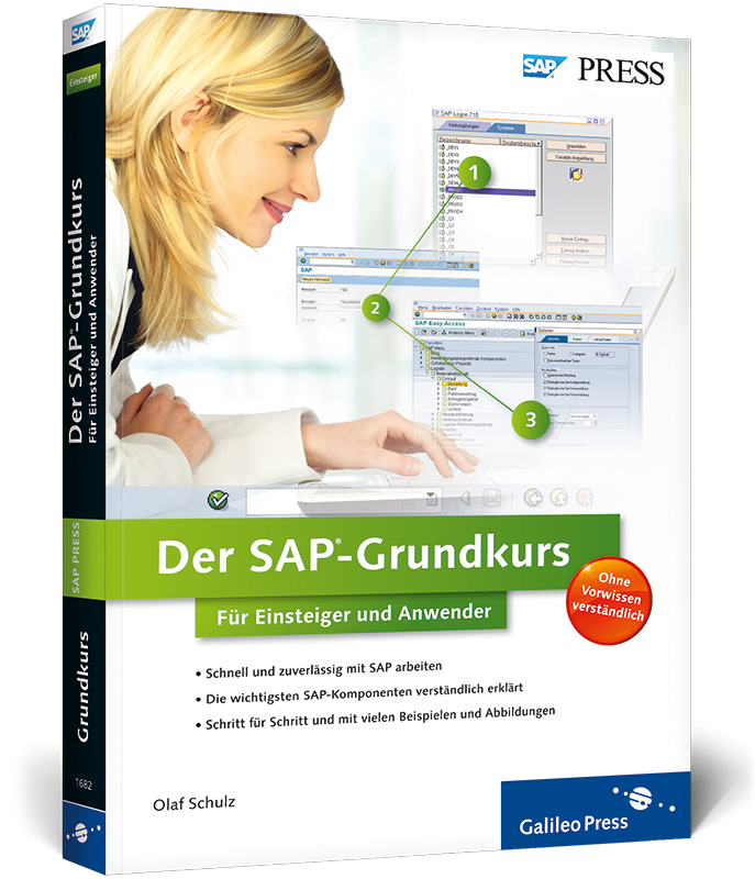 Der SAP-Grundkurs für Einsteiger und Anwender (...