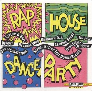 Various - Rap House Dance Part