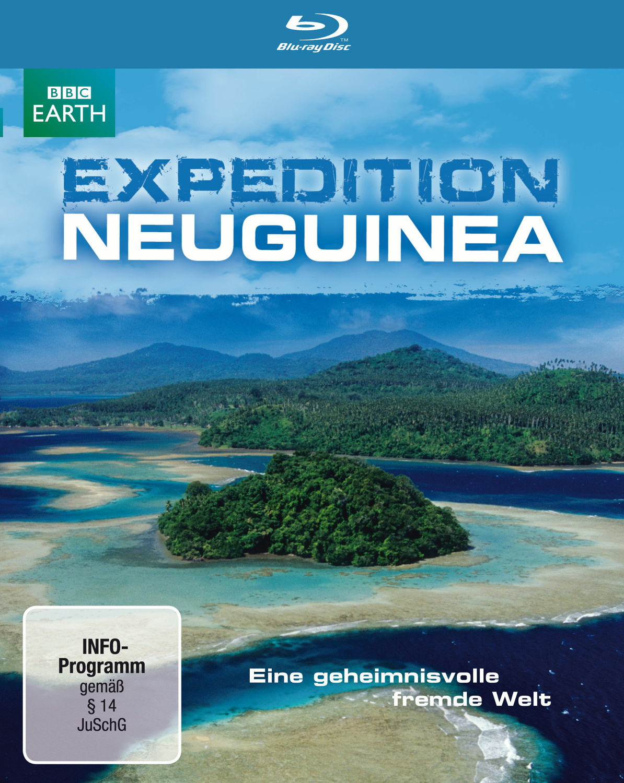 BBC Earth: Expedition Neuguinea