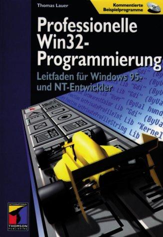 Professionelle Win32- Programmierung. Leitfaden...