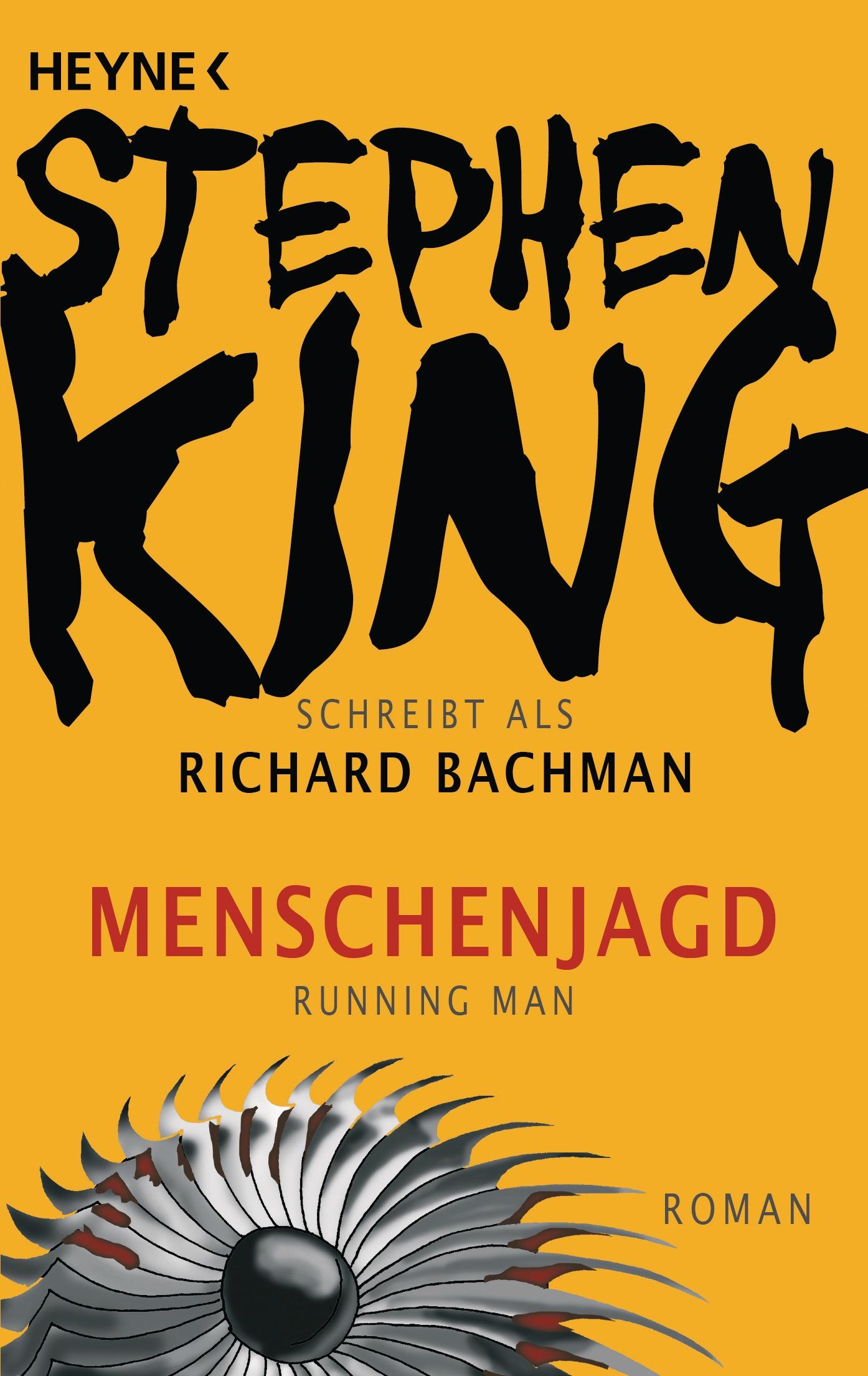 Menschenjagd - Stephen King [Taschenbuch]