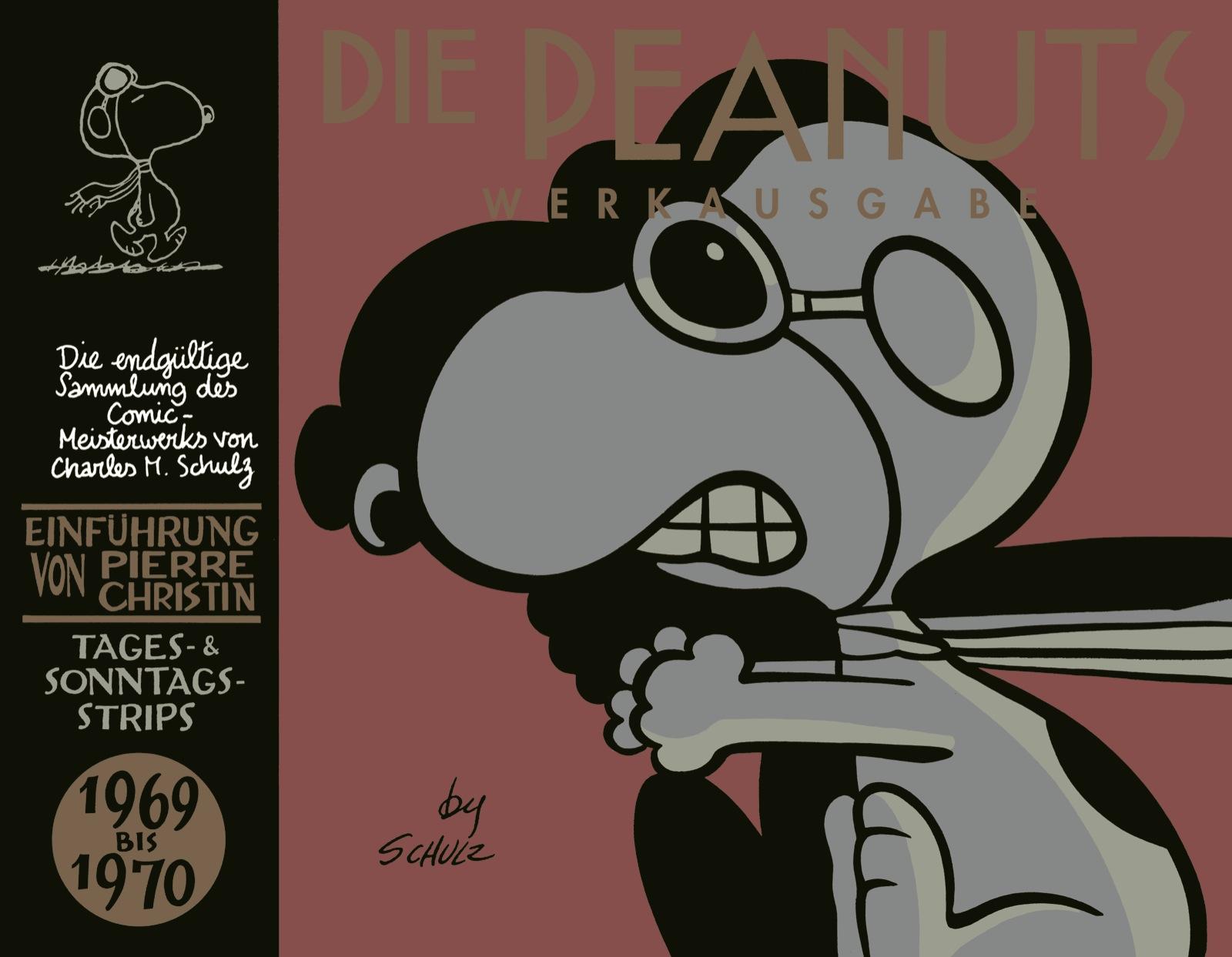 Peanuts Werkausgabe, Band 10: 1969-1970 - Charles M. Schulz