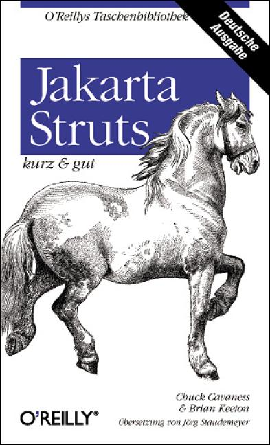 Jakarta Struts kurz und gut. - Chuck Cavaness