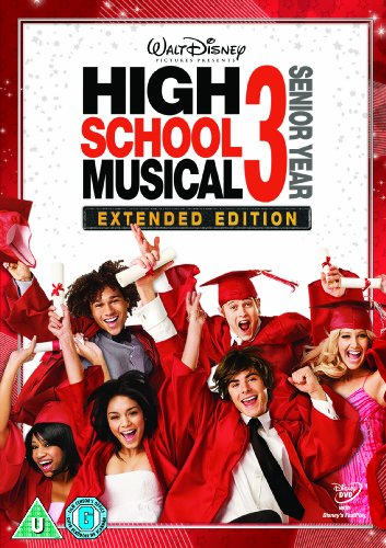 High School Musical 3: Senior Year [UK Import]