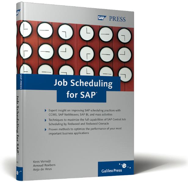 Job Scheduling for SAP (SAP PRESS: englisch) - ...