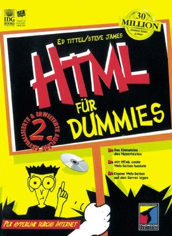 HTML für Dummies. Per Hyperlink durchs Internet...