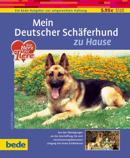 Deutscher Schäferhund, zu Hause - Erich Orschler