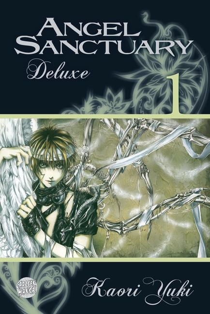 Angel Sanctuary Deluxe, Band 1 - Kaori Yuki