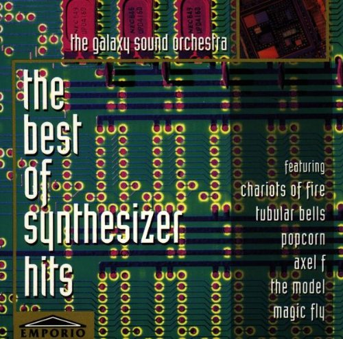 the Galaxy Sound Orchestra - The Best of Synthesizer Hits