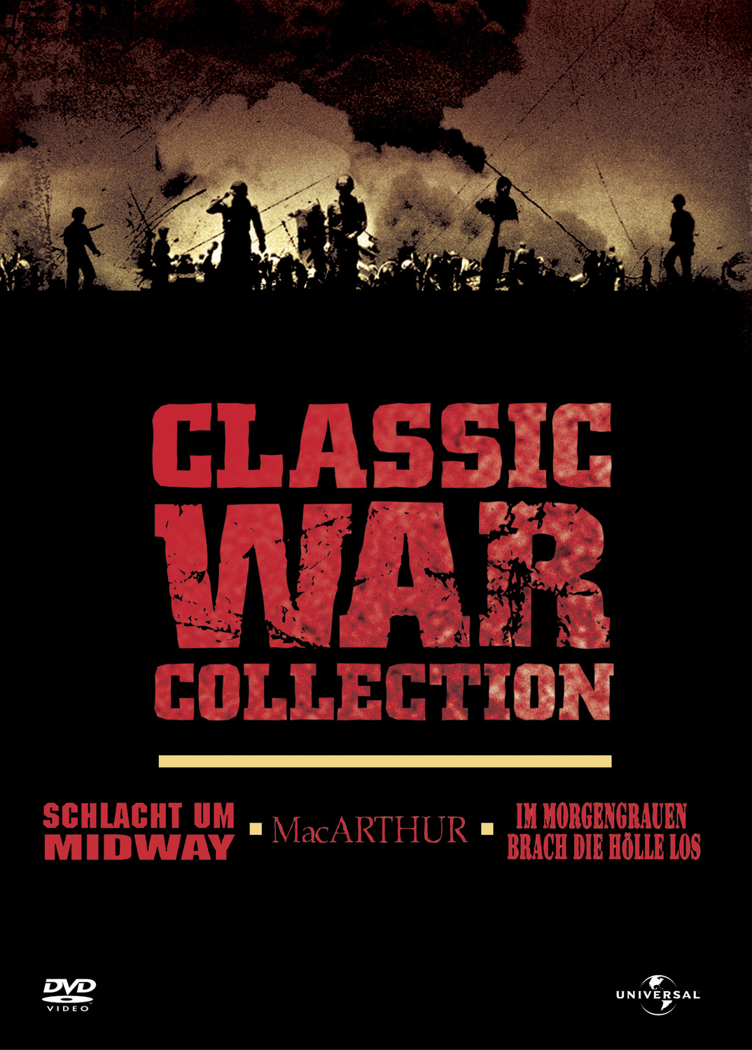 Classic War Collection [3 DVDs]