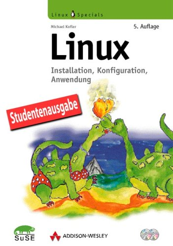 Linux - Studentenversion - Michael Kofler