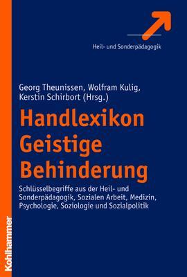 Handlexikon Geistige Behinderung: Schlüsselbegr...