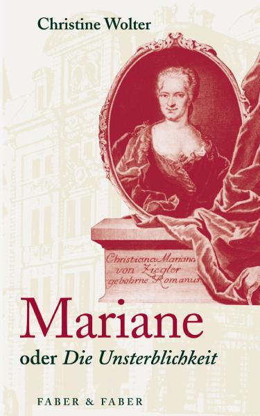Mariane oder Die Unsterblichkeit.