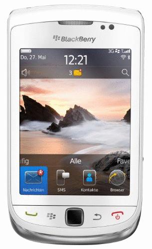 Blackberry 9800 Torch weiß