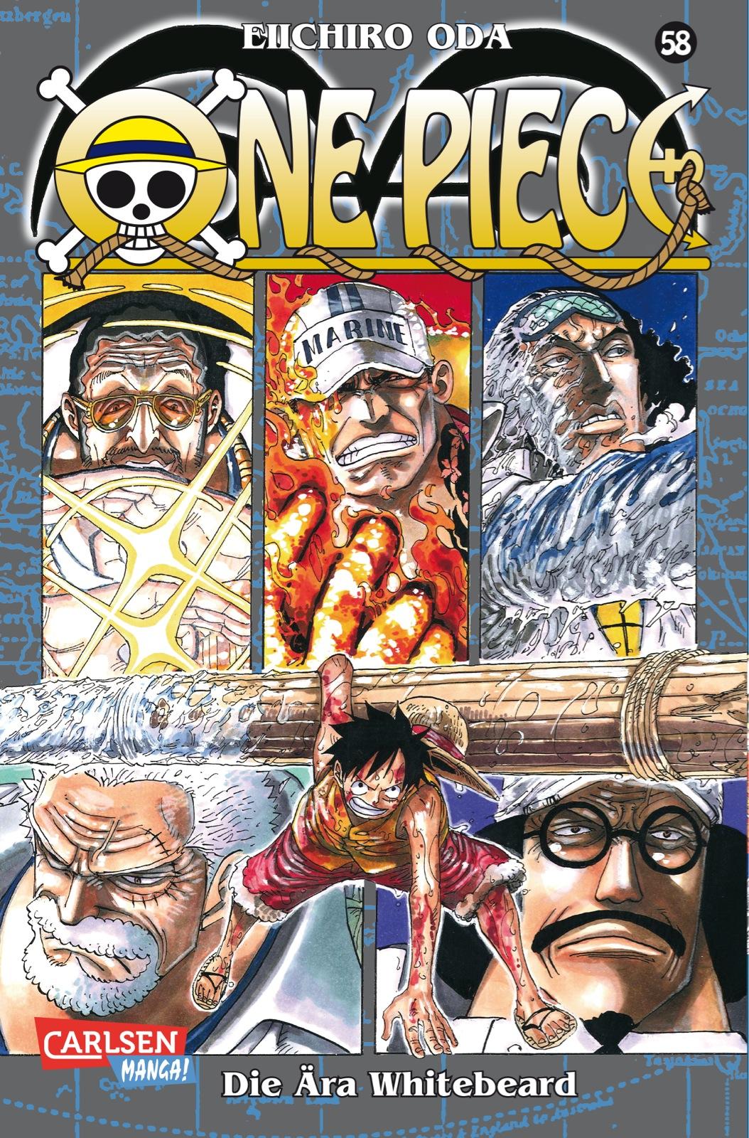 One Piece - Band 58 - Eiichiro Oda