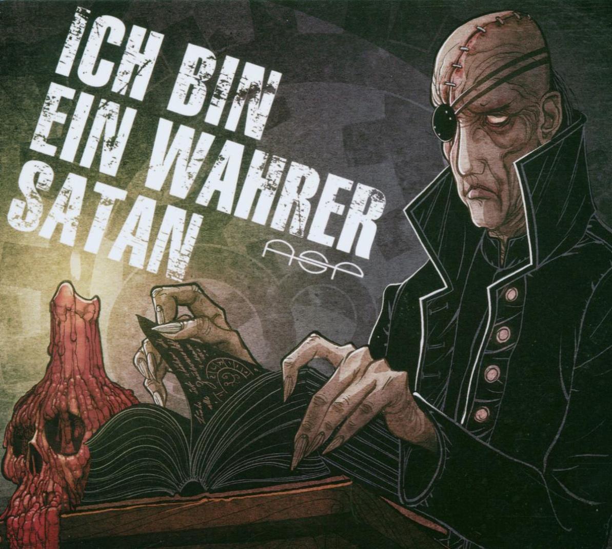 Asp - Ich Bin Ein Wahrer Satan, Teil 1