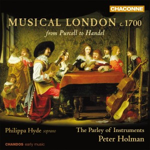 Philippa Hyde - Musical London C.1700 from Purc...
