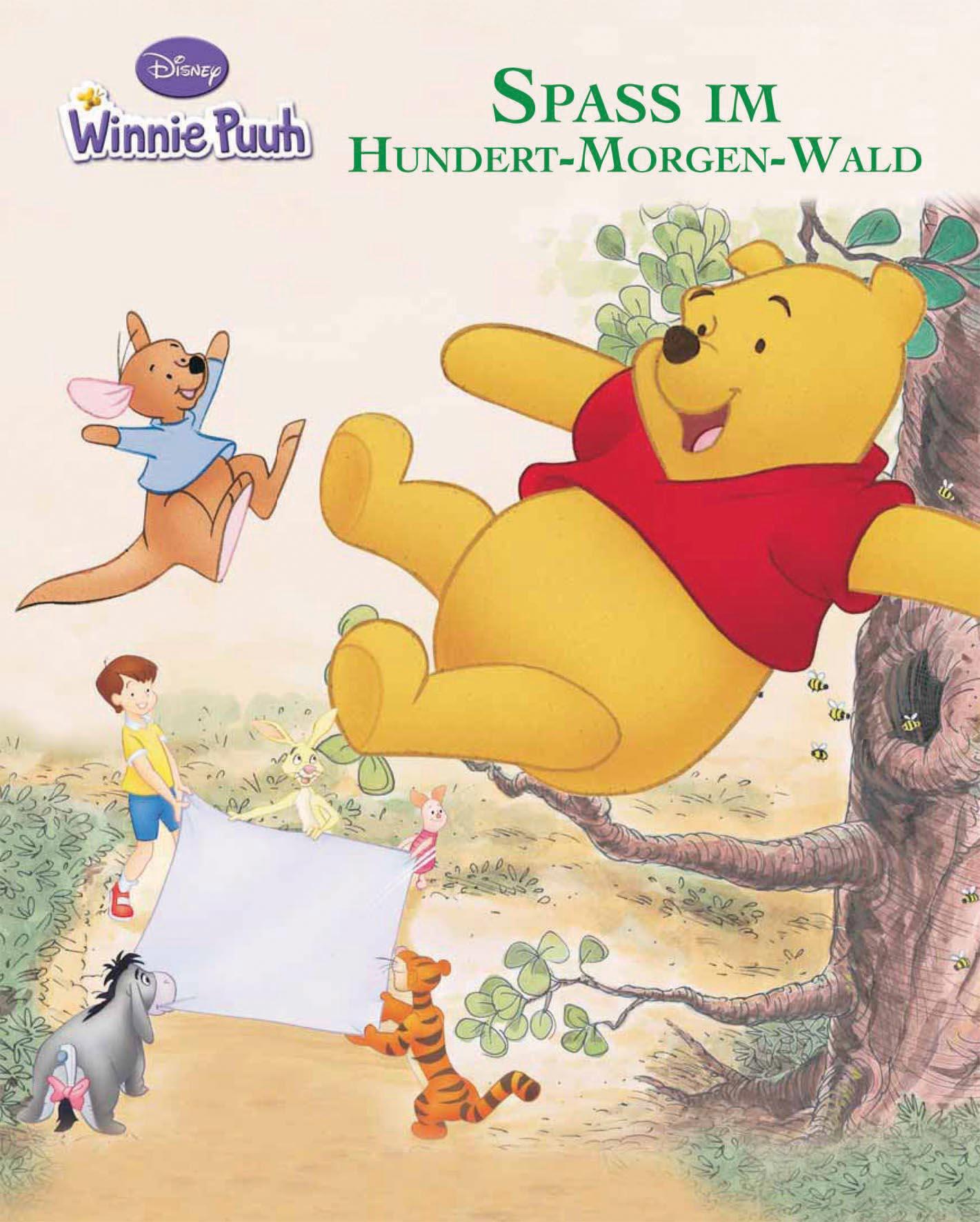 Winnie Puuh Spass im Hundert-Morgen-Wald - Walt Disney