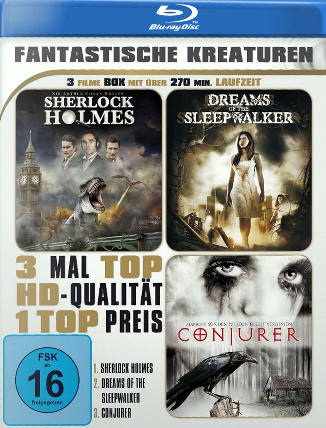 Fantastische Kreaturen (3 Filme)