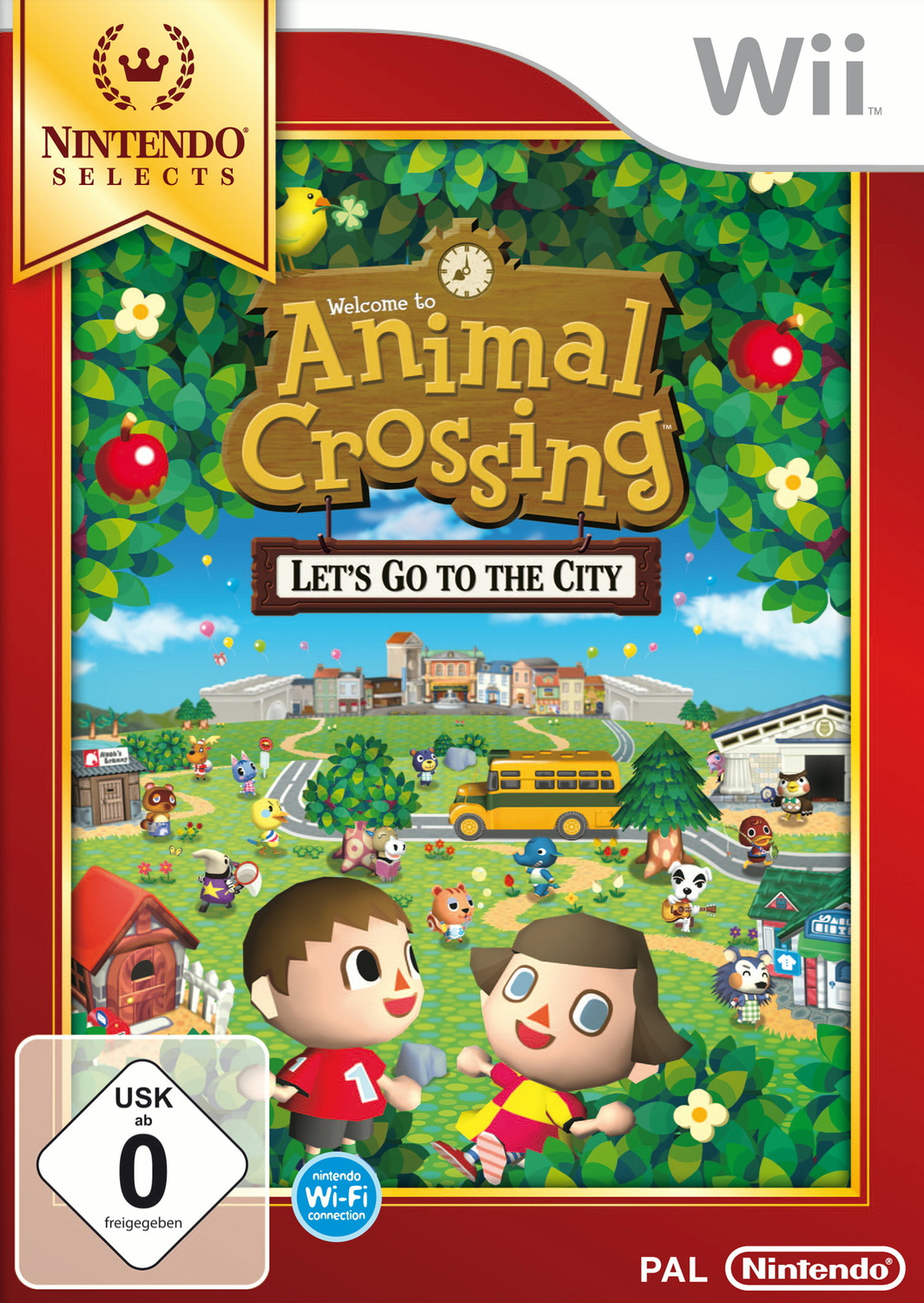 Animal Crossing: Let´s Go to the City [Nintendo Selects]