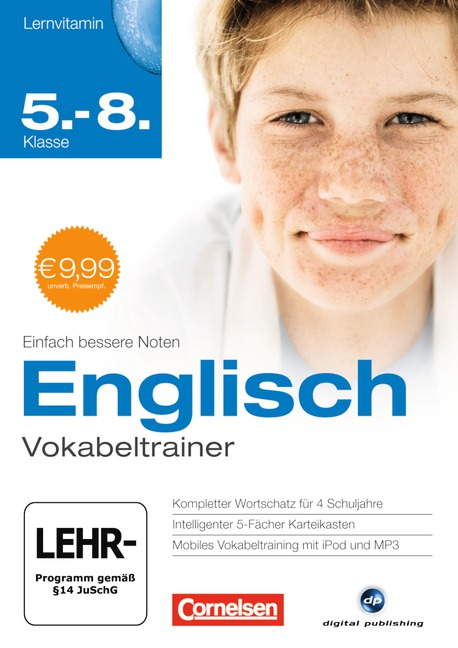 Lernvitamine - Neue Ausgabe - Lernvitamin Engli...
